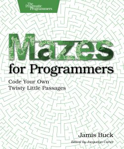 Mazes for Programmers Cover